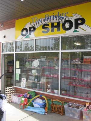 Photo of the Op Shop